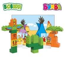 Biobuddi – Bouwblokken Bumba in Het Verre Westen