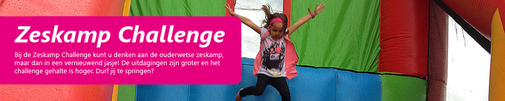 outdoor evenement zeskamp