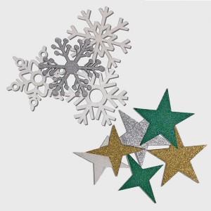 Kar Taneleri ve Yıldızlar
