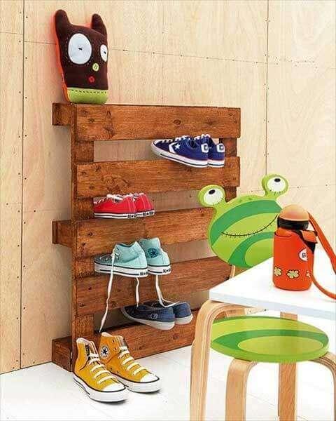 ahsap-paletten-ayakkabilik