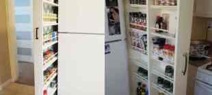 Buzdolabı Yanı Boşluğu Değerlendirmenin Pratik Yolu