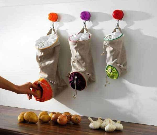 Mutfak depolama fikirleri