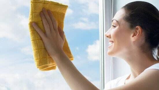 Pencere temizliği nasıl yapılır