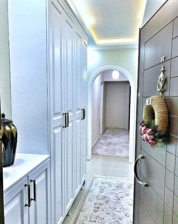 Antre mobilyaları giriş dekorasyonu