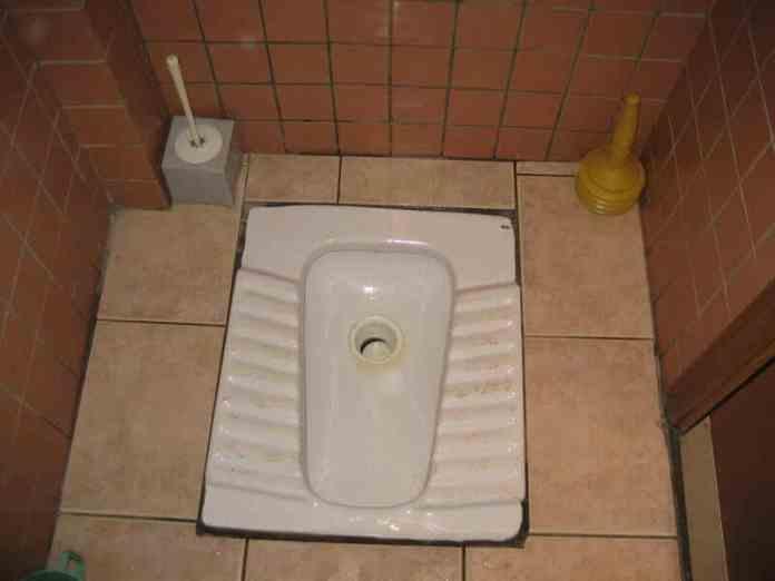 Siyahlaşmış tuvalet taşı nasıl beyazlatılır