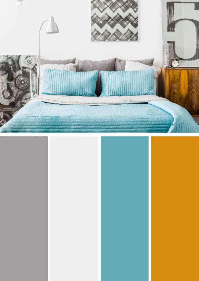 Antrasit renkleri ile uyumlu diğer renkler