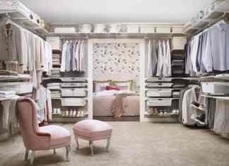 Giyinme odası nasıl düzenlenir