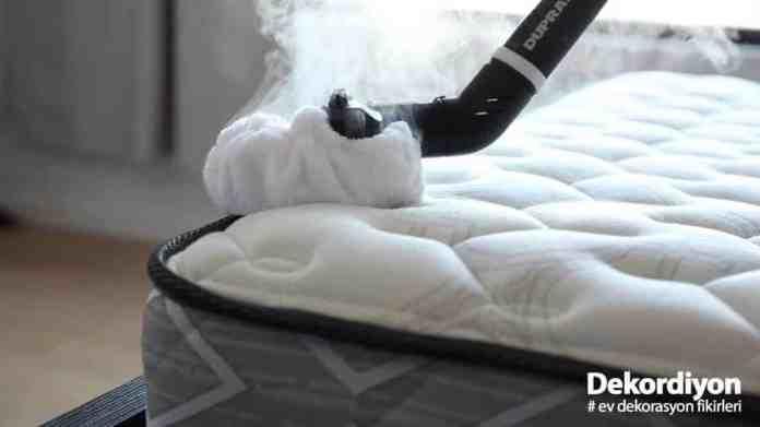 Yatak Temizlemek için Malzemeler