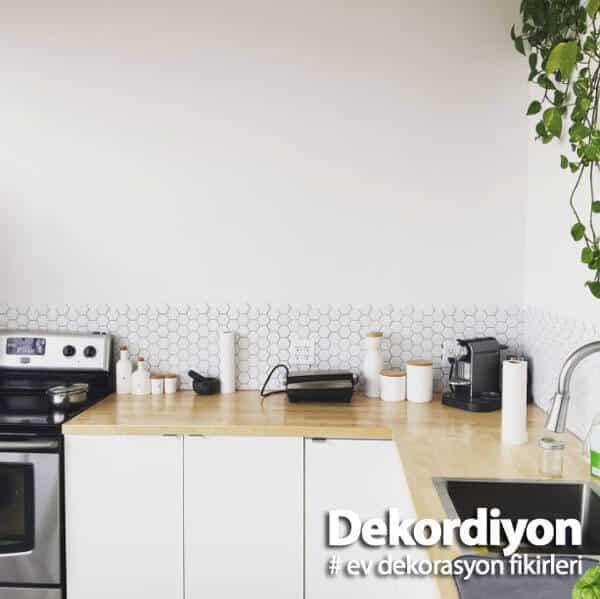 Mutfak düzeni örnekleri