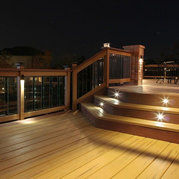 Outdoor Led Step Lights