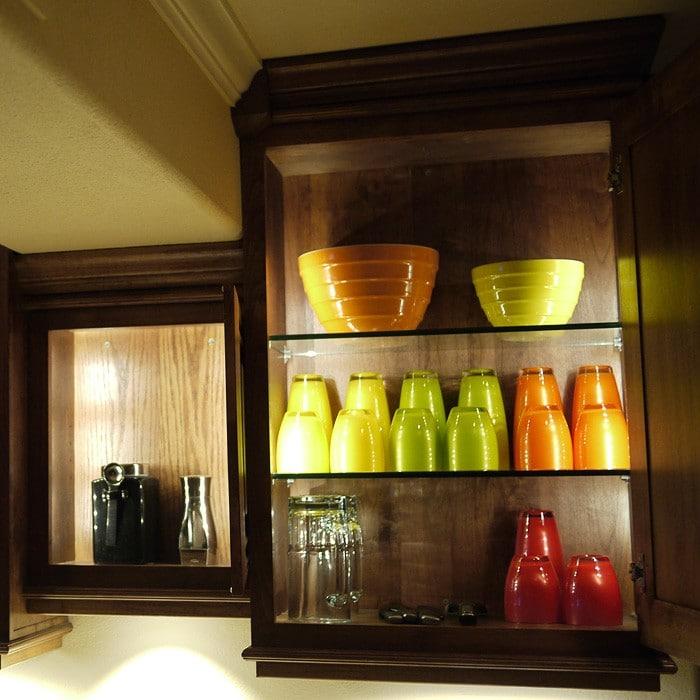 versa led cabinet light strip kit