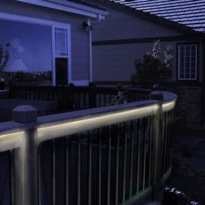 deck rope lights outdoor led rope