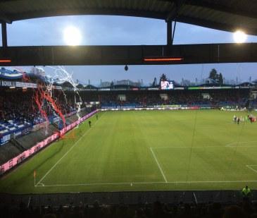 Willem II – NEC