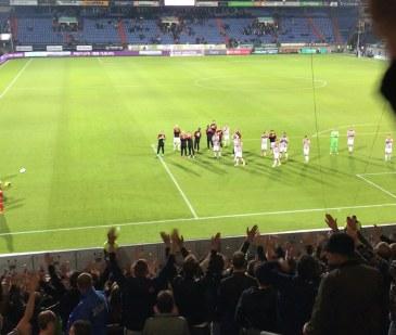 Willem II – SC Heerenveen