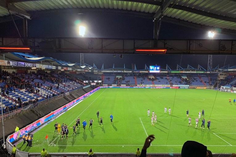 Willem II - SC Heerenveen