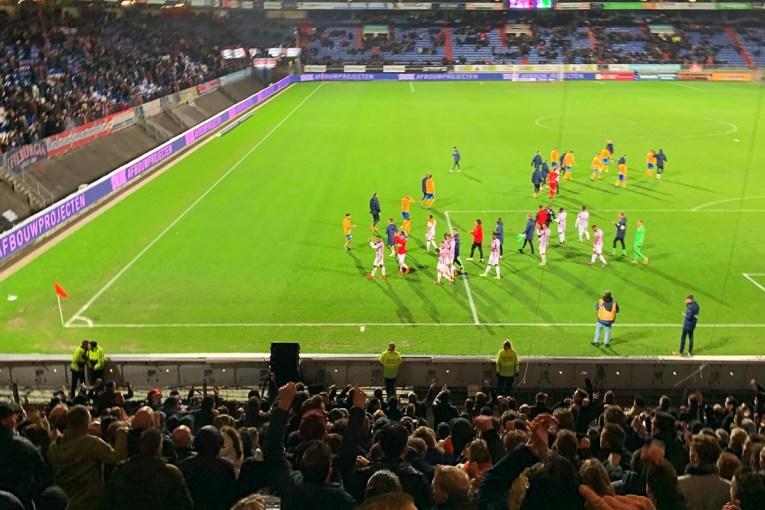 Willem II - De Graafschap