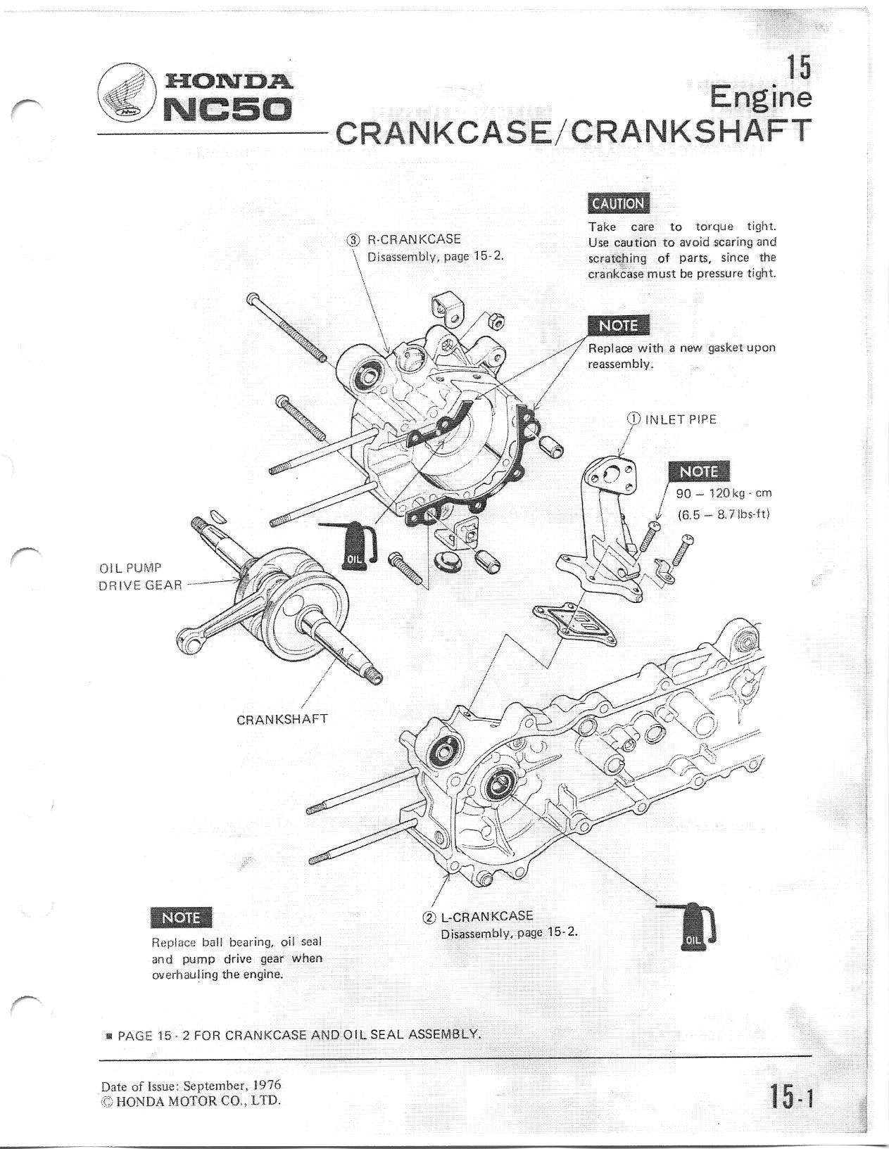 Honda Unicorn Wiring Diagram Manual
