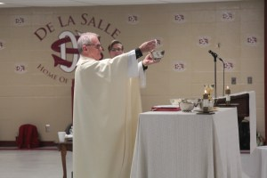 De La Salle High School Catholic Mass