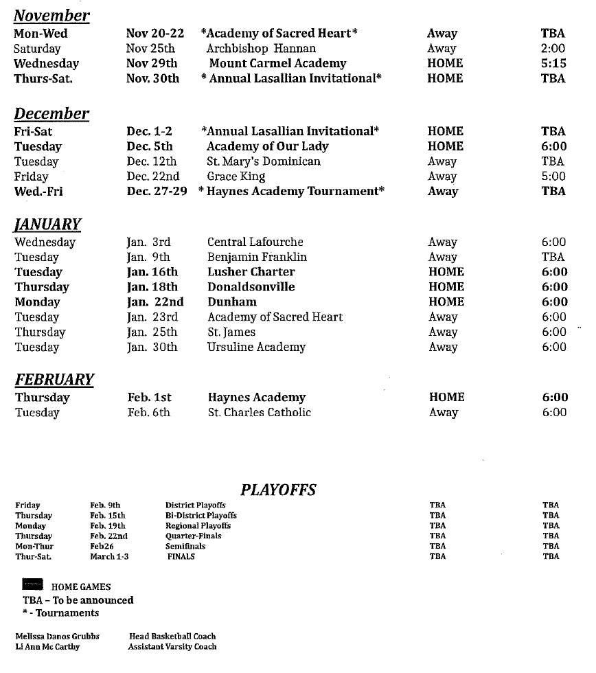 girls-schedule