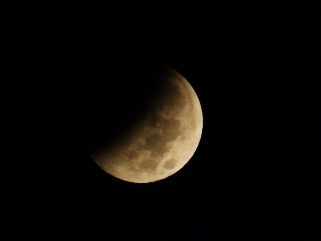Lunar Eclipse October 2014, blood moon, pink moon, full fish moon,