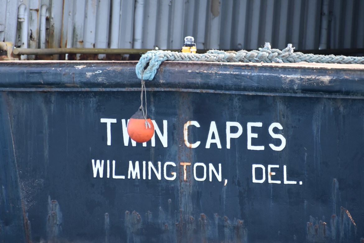 MV Twin Capes