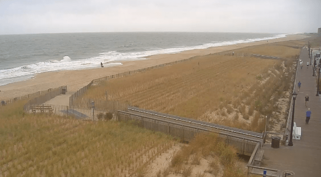 Bethany beach south at 8:30 AM Thursday  Oct 3rd, 2019