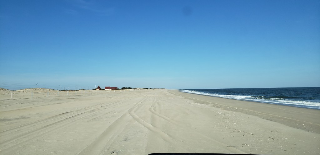 life saving station, delaware seashore state park, conquest drive on access,