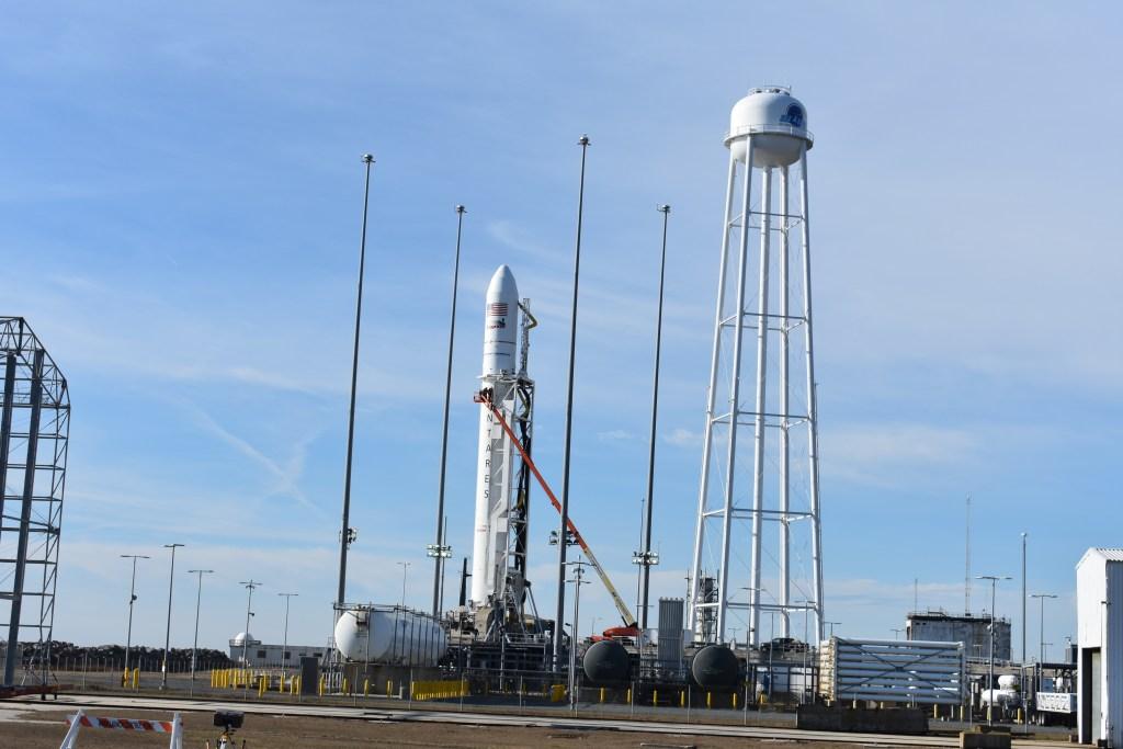 antares, cygnus, northrop grunman, wallops flight facility, nasa, rocket launch, media access