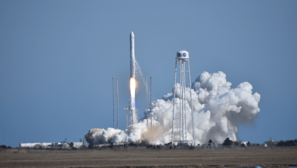 Antares, nasa, wallops flight facility, Cygnus, Northrop gunman