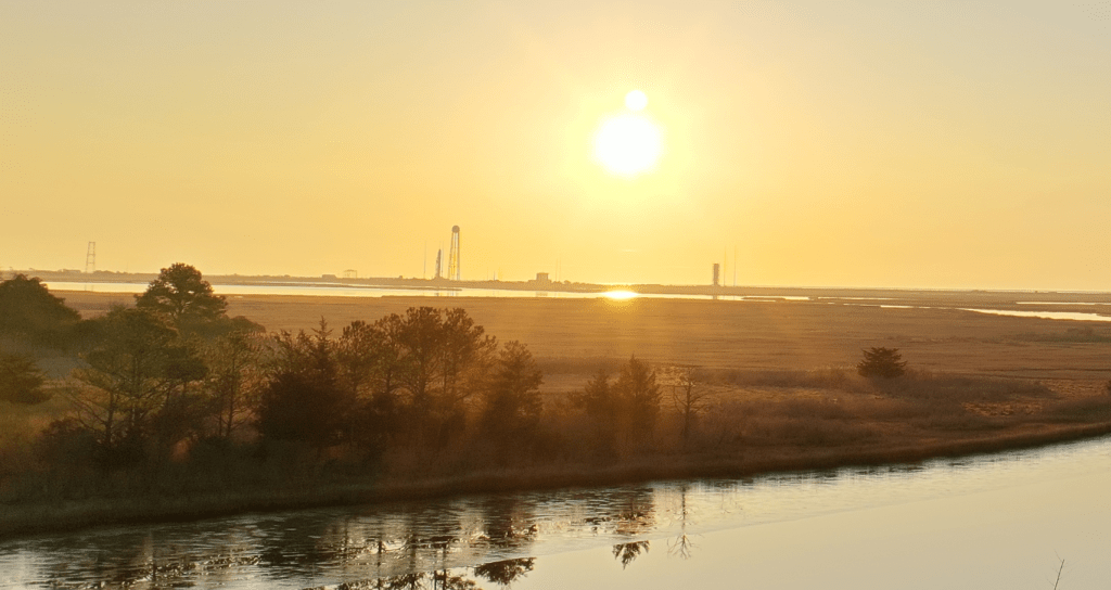 wallops island flight facility, nasa, antares, northrop grunman