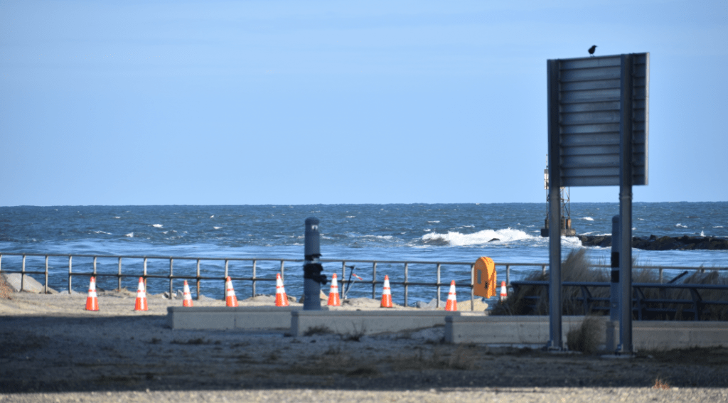 indian rive inlet, delaware closed beaches, delaware seashore state park, indian river inlet