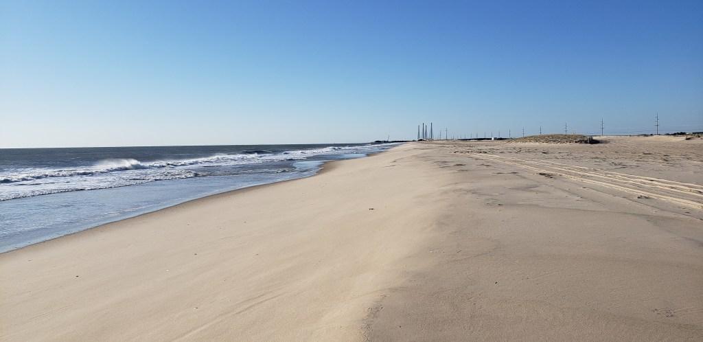 Faithful steward crossing, delaware seashore state park, surf fishing, covid19 , coronavirus, sussex county
