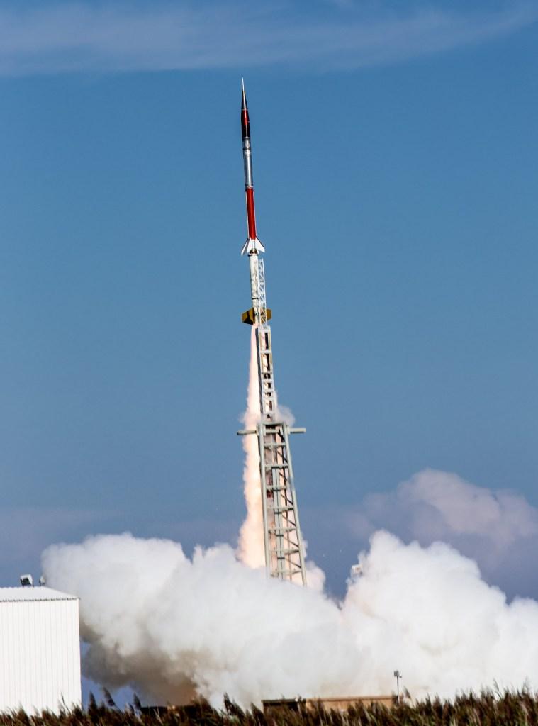 sounding rocket, nasa, wallops, sandia national labs, malemute sounding rocket