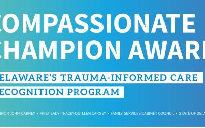 2020 Compassionate Champion award