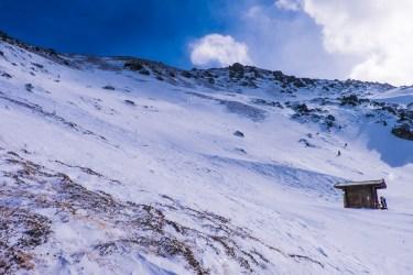 Eine der längsten Abfahrten Tirols
