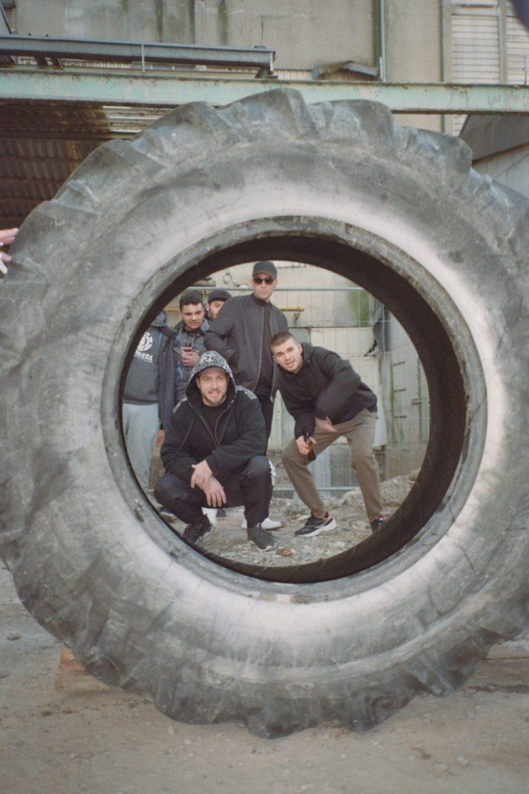 Kinetical & P.tah feat. Wolfi F. - A.K.N.F.