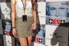 DEL CINE AL HOSPITAL Así fue el concierto +ES+ de Alejandro Sanz.