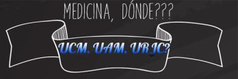 DEL CINE AL HOSPITAL ¿UCM, UAM, URJC? ¡Dios!