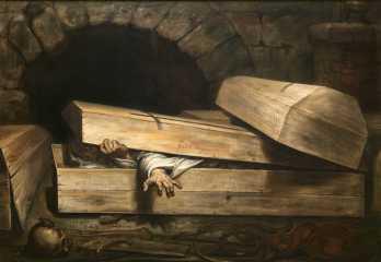 DEL CINE AL HOSPITAL Catalepsia: El terror de ser enterrado con vida.