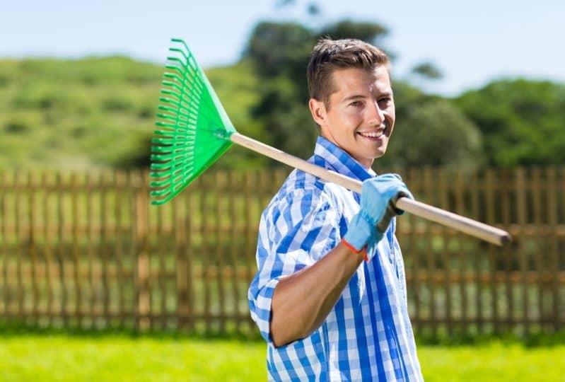 Skötsel av utemiljö och grönytor