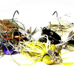 Bladed Fury Jigs by Delco Bass Supply