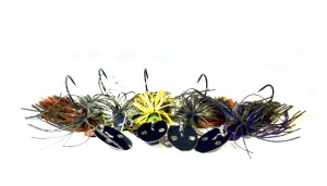 Bladed Fury Jigs