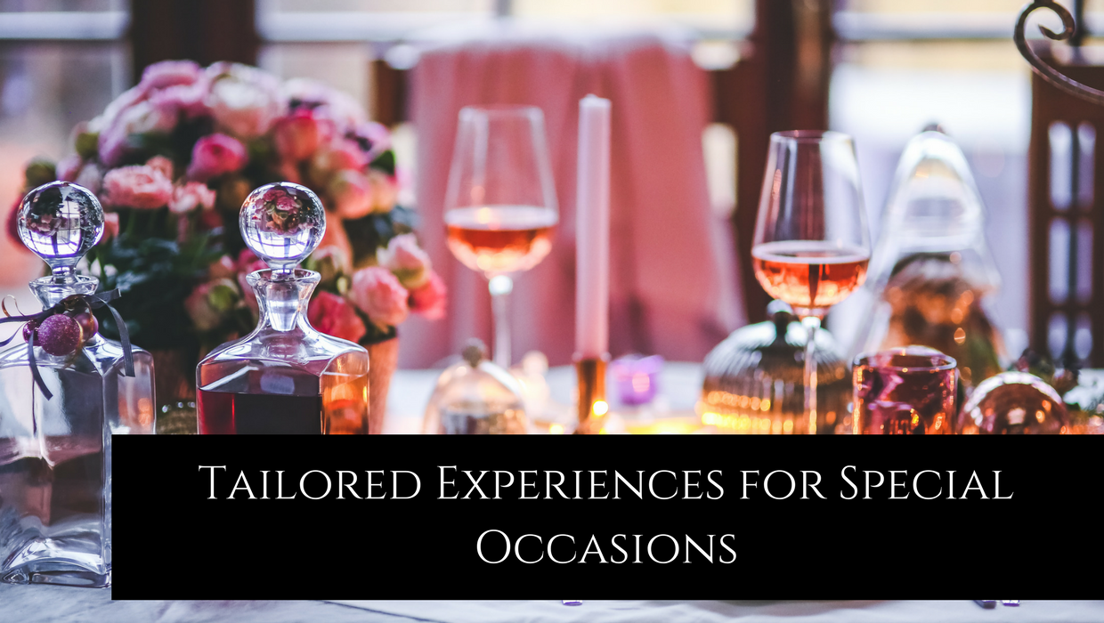 Special Occasion Experiences