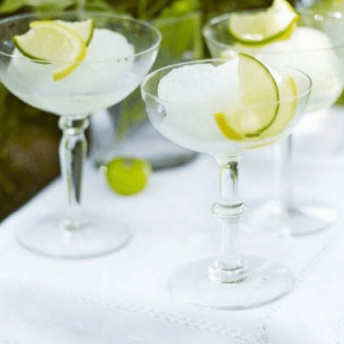 Summer Iced-Treats Gin And Tonic