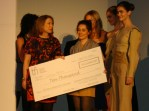 TFI's New Labels Fashion Show Crowns ASHTIANI