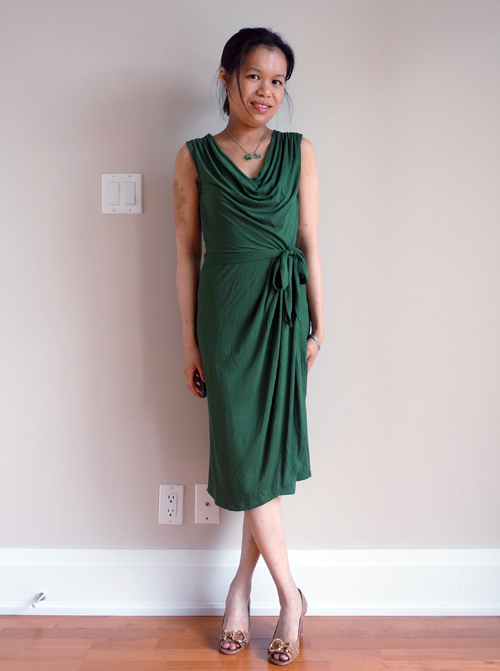 BCBG Dress DelectablyChic! Social Outfit: What Should I Wear? (& Ticket Giveaway)