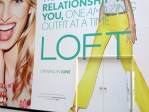 Is LOFT a Third Floor Store at the Eaton Centre?