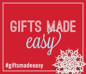 gifts made easy, shoppers drug mart, holiday 2013