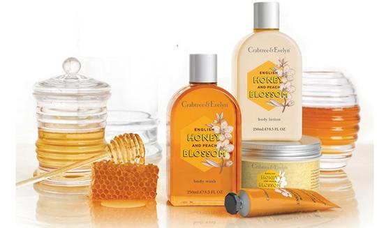 C&E English Honey & Peach Blossom