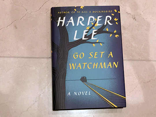 Go Set the Watchman, Harper Lee, To Kill a Mockingbird